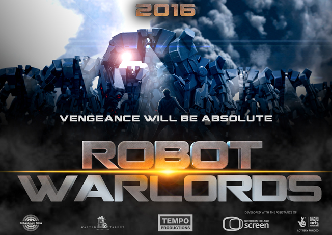 We're (not) doing a sequel… Robot Warlords! – Mark Stay Writes