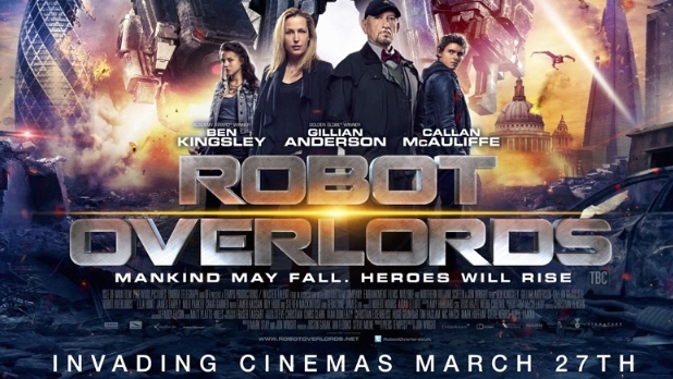 Robot Overlords UK trailer, poster and release date