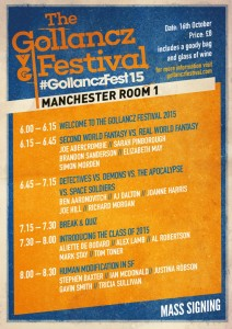 Manchester - Room 1
