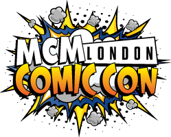 I'll be at the MCM Comic Con, London 23-25 October – come and say hi!