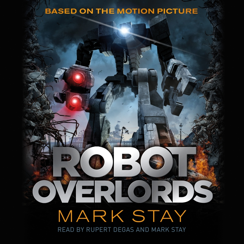 The Prologue of the Robot Overlords audiobook is now onYoutube…