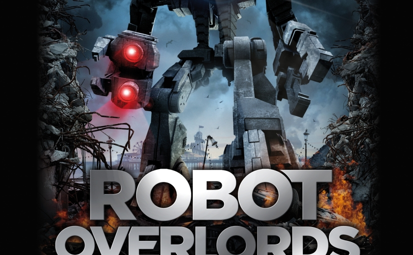 The Prologue of the Robot Overlords audiobook is now on Youtube…