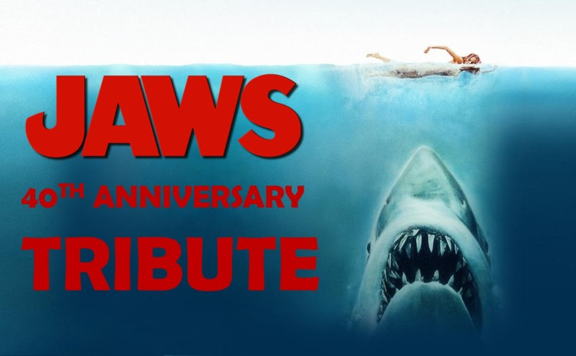 Jaws is 40 and it survived my attempts to remake it…