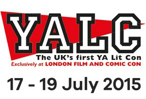 I'm at YALC this Friday afternoon…