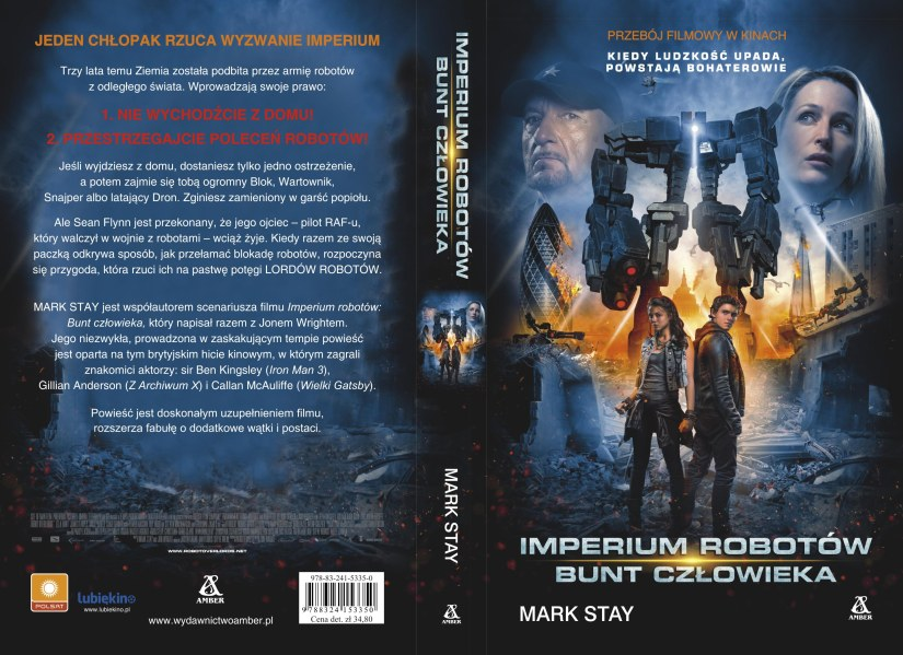 Polish Robot Overlords, aka IMPERIUM ROBOTÓW – out 14th July!