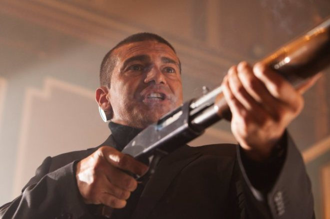 Tamer Hassan in Robot Overlords