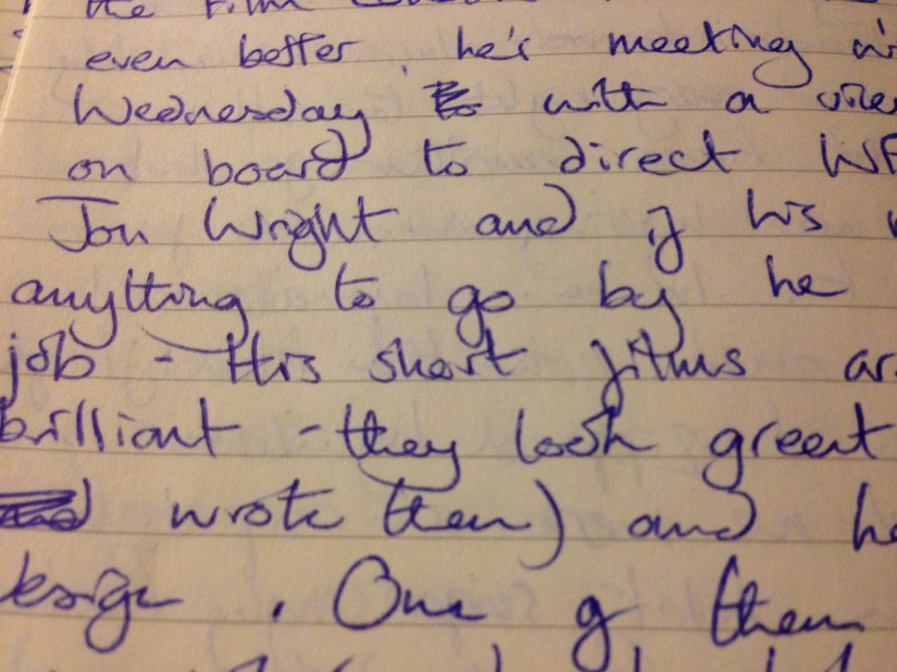 Coping With A Non-Ringing Phone – My Writing Diary, Ten Years On, 21st June 2006