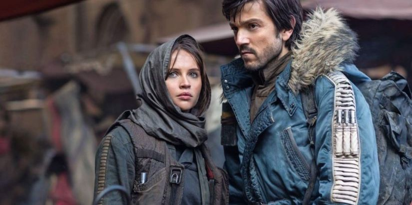 Rogue One – the fanboys have taken over the asylum (spoilersagogo!)