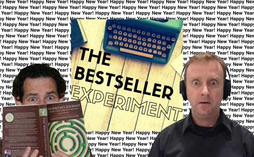 My plans for 2018, and your favourite episode of the Bestseller Experiment revealed…