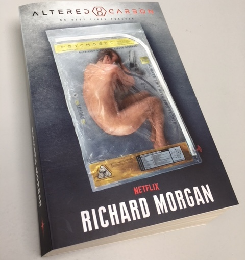 Book giveaway – Signed Altered Carbon