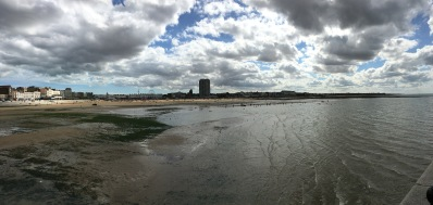 Margate looking all epic