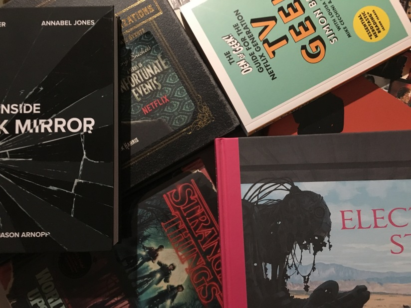 Gift books for Geeks this Christmas