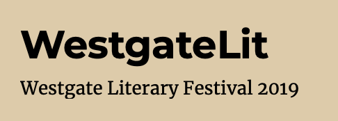 I'm at the Westgate Literary Festival This Saturday…