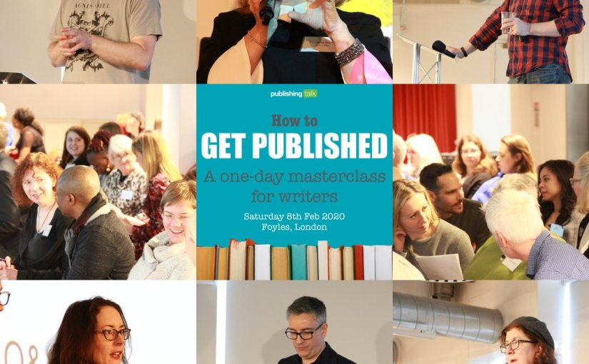 Want to get Published? Here's how…