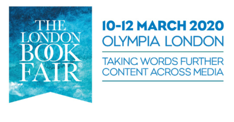 Will I see you at the London Book Fair?
