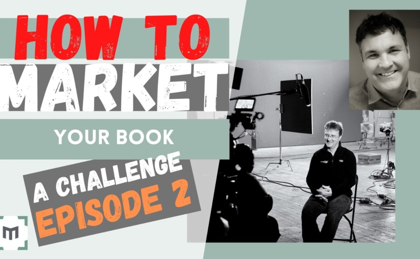 Marketing a Book on Youtube – PartTwo