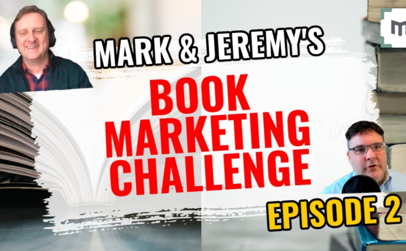 Marketing a Book on Youtube – Part Two
