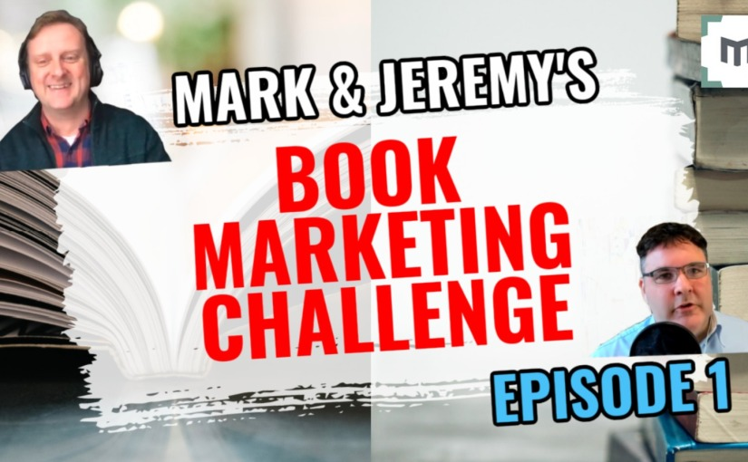 A New Mad Challenge! — Marketing a Book on Youtube