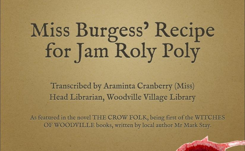 A Recipe for Jam RolyPoly