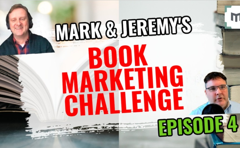 How To Market Your Book On YouTube – Episode 4