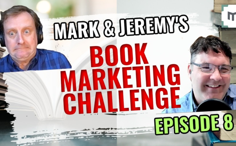 How To Market Your Book With YouTube – Episode 8