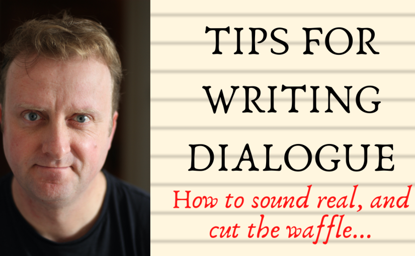 Tips for WritingDialogue