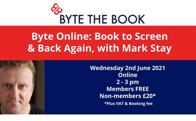 Byte Online: Book to Screen & BackAgain