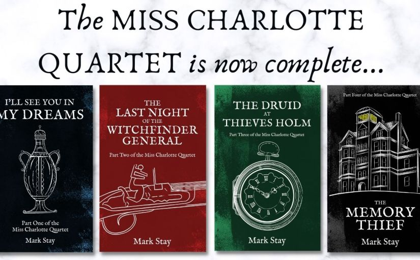 The Miss Charlotte Quartet isComplete